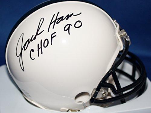 Autographed Jack Ham Penn State Nittany Lions mini helmet with COA ()