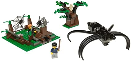 LEGO Harry Potter: Aragog In The Dark Forest (4727) by LEGO (English Manual)