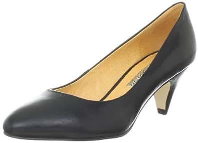 d41d282715664 Buffalo London 108-8007 - Zapatos clásicos de tacón de Cuero para ...