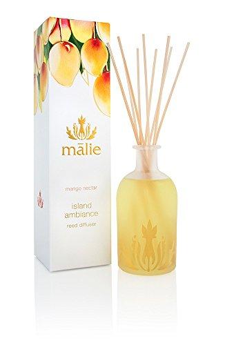 (Malie Island Ambiance Reed Diffuser - Mango Nectar)