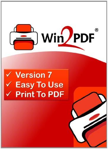Win2PDF 7 [Download] by Dane Prairie Systems, LLC