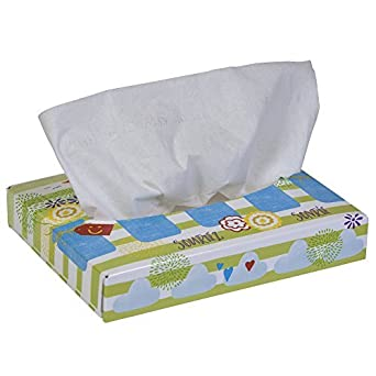Kimberly clark facial tissue