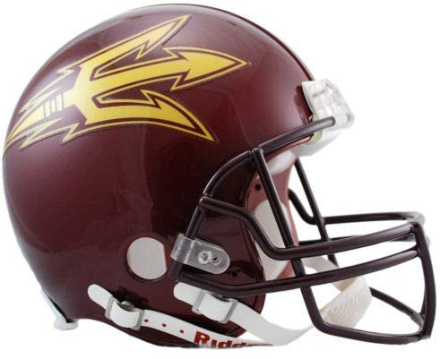 Arizona State Sun Devils Authentic On Field Riddell Proline Authentic Helmet (Unsigned) New In Box ()