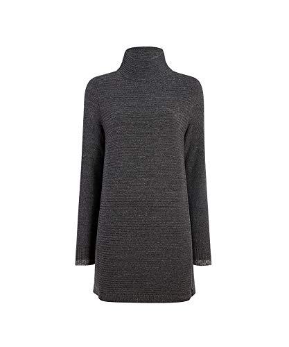 (Woolrich Women's Toketee Tunic - 80% Organic Cotton, Cinder (Gray), Size M)