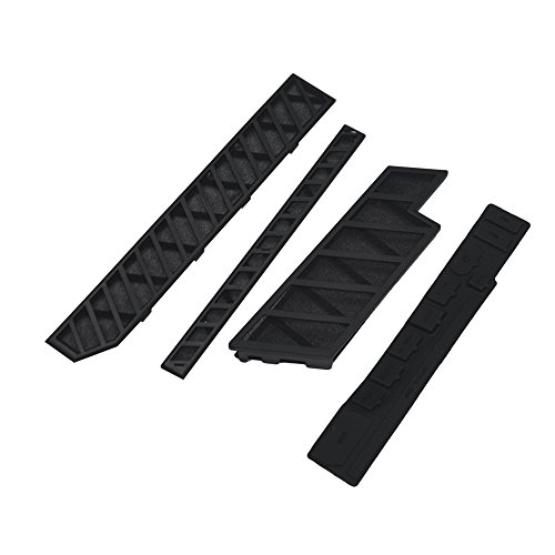 OSTENT Dust Dirt Proof Prevent Cover Case Mesh Filter Kit Compatible for Xbox One Console