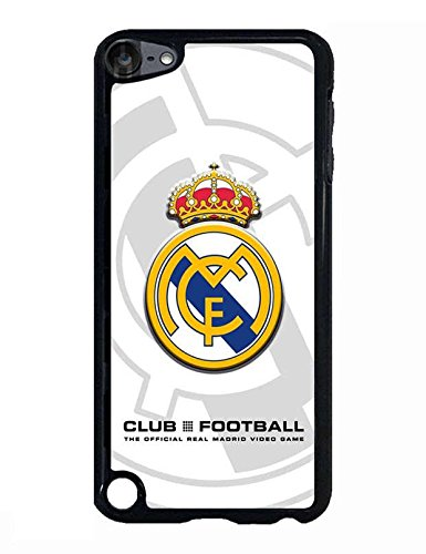 A Well-Known Football Club Logo Print Real Madrid Honorable Style For Ipod Touch 5th Generation Case,Cover,Shell