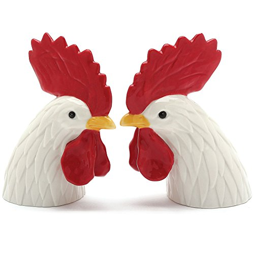 Head Salt Pepper Shakers - 1