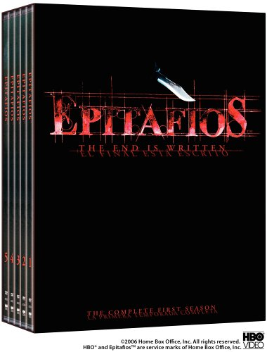 DVD : Epitafios: The Complete First Season (, Dolby, AC-3, Widescreen, 5 Disc)