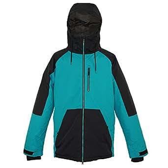 Amazon.com: Pulse Hindsight Insulated Snowboard Jacket