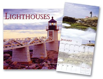 Light House Calendar 2007 with 2 Year Planner 2007-2008