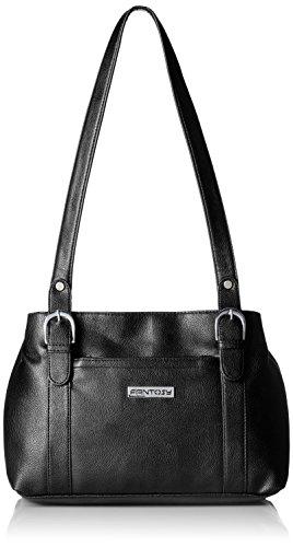 Fantosy Women's Handbag (Black) (FNB-473)
