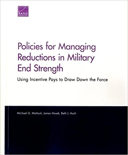 Amazon Com Policies For Managing Reductions In Military End
