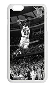 Alexgeorge New Arrival Fashionable and Smart Michael Jordan Cover Case for Iphone 6 Plus(5.5 inch)
