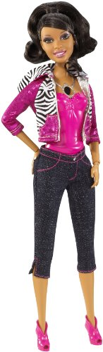 Barbie Video Girl African-American Doll