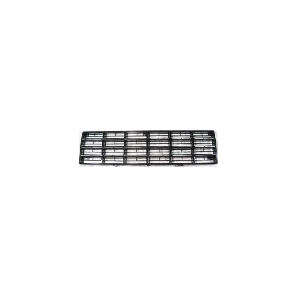 80 81 FORD BRONCO GRILLE SUV, Argent (1980 80 1981 81) 7727 E1TZ8150A
