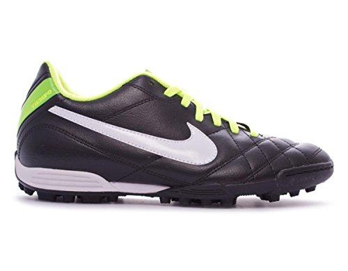 Nike Tiempo Rio TF uomo, pelle liscia, stringate