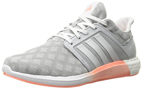 Adidas Performance solar Rnr las zapatillas de running, negro / plata / azul, 5 M US Clear Onix Grey Grey/White/Sun Glow Yellow