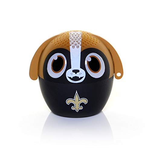 NFL New Orleans Saints Bitty Boomer wireless Bluetooth Speaker -