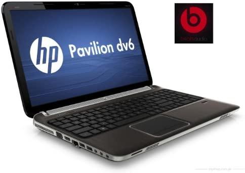 HP Pavilion dv6t Quad Edition QE 15,6