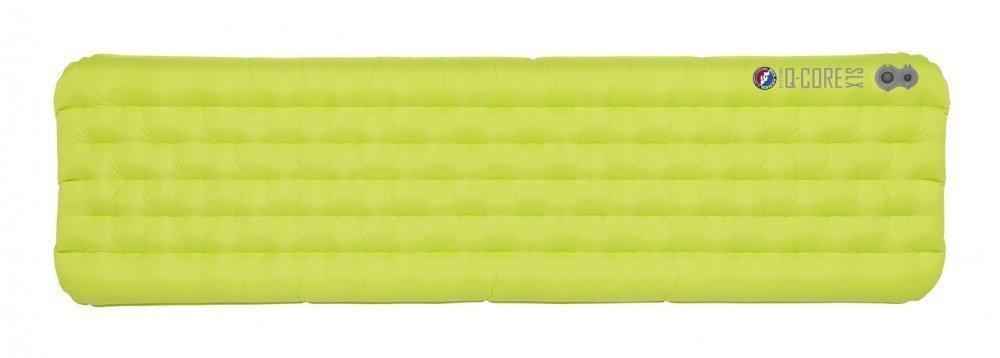 [ビッグアニエス]Big Agnes Q-Core SLX Sleeping Pad スリーピングパッド LIME GREEN [並行輸入品] B01N17WV4Z Long