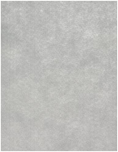 Rainbow Classic Felt 9X12-Silver Gray 24 per pack