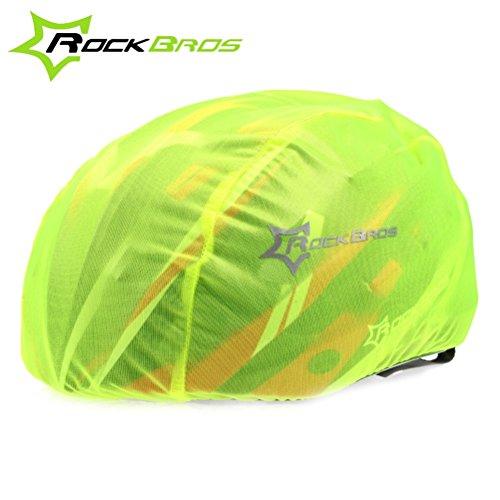 Rockbros Waterproof Mountain Road Bike Helmet Cover Windproof Dust proof MTB BMX Bicycle Cycling Helmet Cover