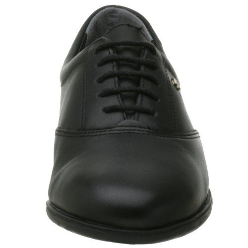 Women's Spirit Motion Lace Black Leather Oxford up Easy C5waa