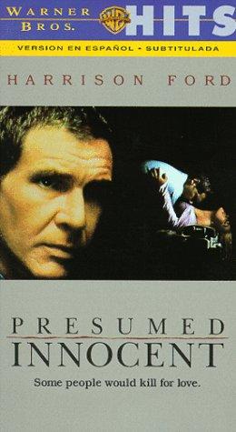 Presumed Innocent [VHS] - Madison Tom Ford