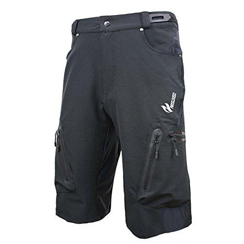Avis et Test   GITVIENAR Cuissard de Cycliste Respirant Short de Pantalon à  Demi Cyclisme Homme Collant Amortissement des chocs Humidité Rapide Nappy  ... f5eb1f62557
