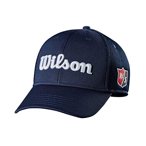 Wilson Tour Mesh Golf Cap, Navy