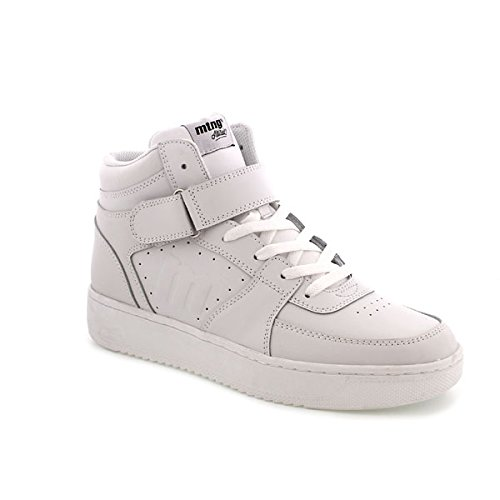 MTNG 83851 - Zapatillas de deporte unisex ACTION LEATHER BLANCO