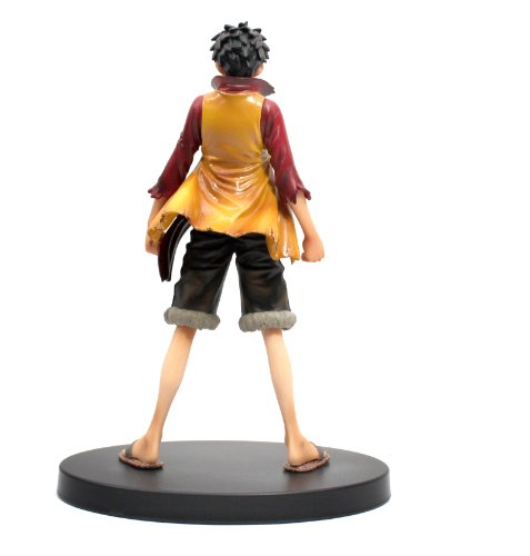 Banpresto 48213 Volume 1 Monkey D. Luffy DXF The Grandline Men One Piece Film Z 6″ Action Figure