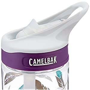 CamelBak Eddy Water Bottle, 0.6 L, Feathers
