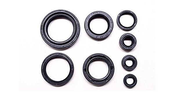 Amazon com: Complete Oil Seal Set for Suzuki (COSSS-12