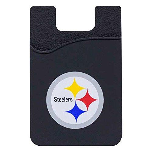NFL Universal Wallet Sleeve - Pittsburgh Steelers (Pittsburgh Steelers Phone Case)