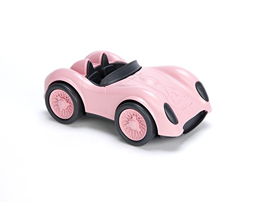 Green Toys Race Car-Pink