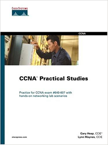 Buy CCNA Practical Studies (Cisco Certification & Training) Book ...