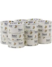 Duck MAX Strength Packaging Tape, 1.88 Inches x 54.6 Yards, Clear, 3 Pack (241510)