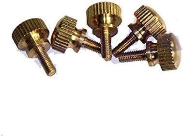 Thread Size M6-1 FastenerParts Cast Iron Spade-Head Thumb Screw