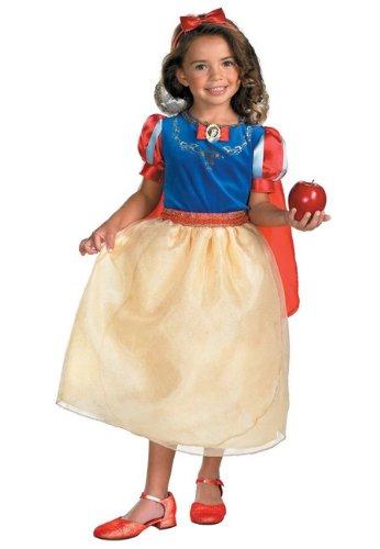 Morris Snow White Costumes (SNOW WHITE DLX CHILD 7-8)