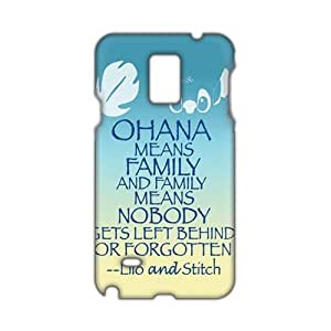 Forgotten everything 3D Phone For SamSung Note 2 Case Cover