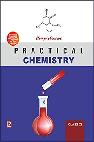 buy comprehensive practical chemistry xi book online at low prices