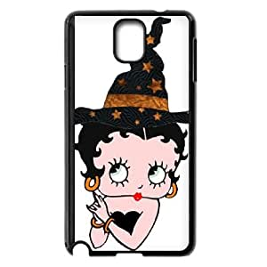 Betty Boop Samsung Galaxy Note 3 Cell Phone Case Black present pp001_9828143