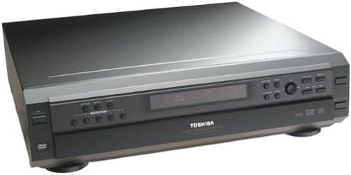 Toshiba SD2805 5-Disc Carrusel reproductor de DVD y CD