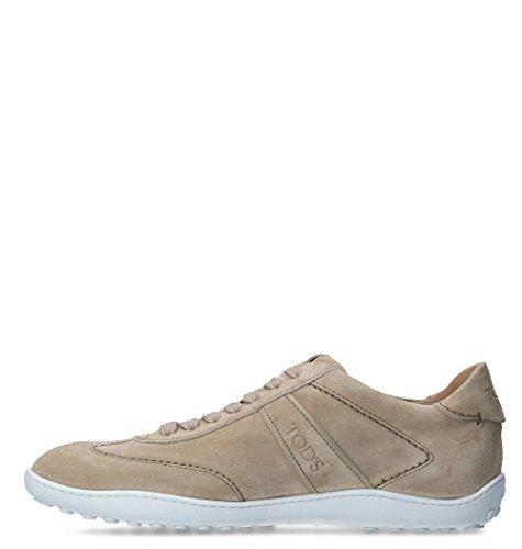 Envío Libre Disfrutar Tod's Sneakers Uomo XXM08A0S480BYEC606 Pelle Beige Gran Venta Venta Barata La Mejor Venta Comprar Su Favorito nsTxr