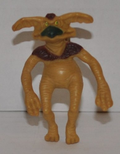 Vintage Salacious Crumb (1983) - Star Wars Universe Action Figure - Collectible Replacement Figure Loose (OOP Out of Package & Print) by L.F.L