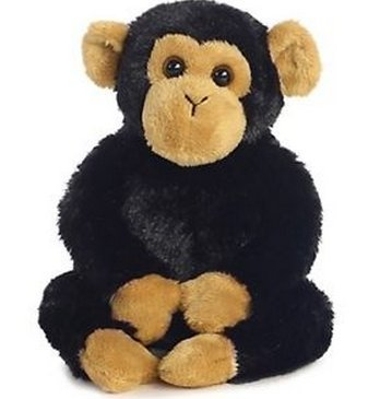 All Seven @ New Arrival Chimpanzee Plush Stuffed Animal Toy 8
