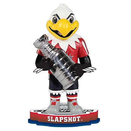 2018 Stanley Cup Champions Slapshot (Washington Capitals) Mascot 8
