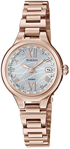 CASIO SHEEN Voyage Series SHW-1700CG-7AJF Women's Watch