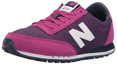 New Balance Mujeres 410 Optic Pop Fashion Sneakers Jewel